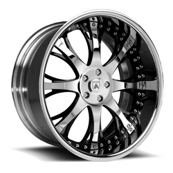 Asanti Wheels AF153 - Custom Finishes Rim - 20x15.5