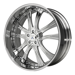 Asanti Wheels AF159 - Custom Finishes Rim - 20x15.5