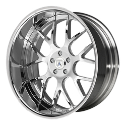 Asanti Wheels AF174 - Custom Finishes Rim - 20x15.5