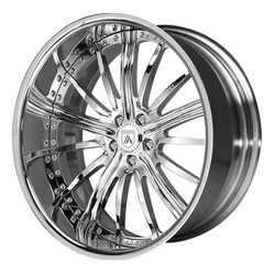 Asanti Wheels AF175 - Custom Finishes Rim - 20x15.5