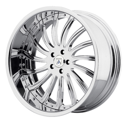 Asanti Wheels AF815 - Custom Finishes Rim - 20x15.5