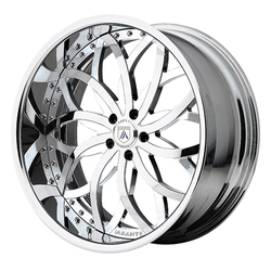 Asanti Wheels AF821 - Custom Finishes Rim - 20x15.5