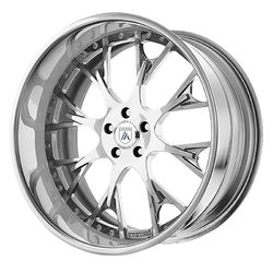 Asanti Wheels AF826 - Custom Finishes Rim - 20x15.5