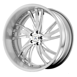 Asanti Wheels AF827 - Custom Finishes Rim - 20x15.5
