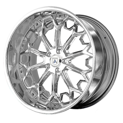 Asanti Wheels AF829 - Custom Finishes Rim - 20x15.5