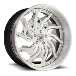 Asanti Wheels AF831 - Custom Finishes Rim - 22x15.5