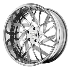 Asanti Wheels AF832 - Custom Finishes Rim - 20x15.5