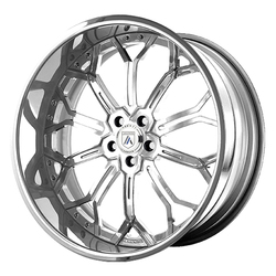 Asanti Wheels AF834 - Custom Finishes Rim - 20x15.5