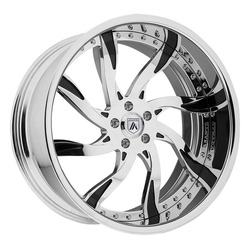 Asanti Wheels AF841 - Custom Finishes Rim