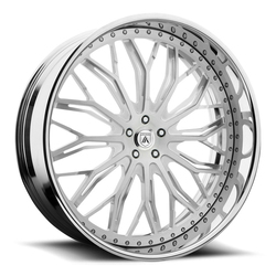 Asanti Wheels AF866 - Custom Finishes Rim - 20x15.5