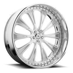 Asanti Wheels AF867 - Custom Finishes Rim - 20x15.5