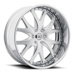 Asanti Wheels AF873 - Custom Finishes Rim - 20x15.5