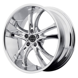 Asanti Wheels ABL-6 - Chrome