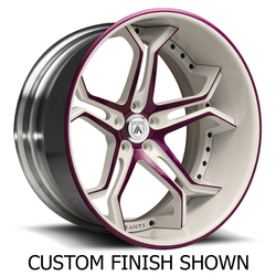 Asanti Wheels CX173 - Custom Finishes Rim - 24x8.5