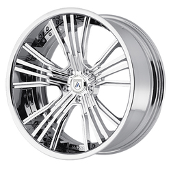 Asanti Wheels CX187 - Custom Finishes Rim - 24x8.5