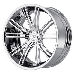 Asanti Wheels CX188 - Custom Finishes Rim - 24x8.5