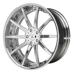 Asanti Wheels CX501 - Custom Finishes Rim - 24x8.5