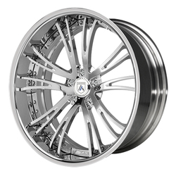 Asanti Wheels CX502 - Custom Finishes Rim - 24x8.5