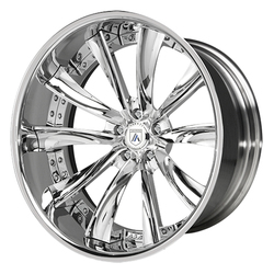 Asanti Wheels CX505 - Custom Finishes Rim - 24x8.5