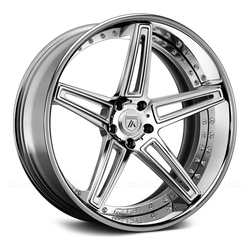 Asanti Wheels CX506 - Custom Finishes Rim - 24x8.5