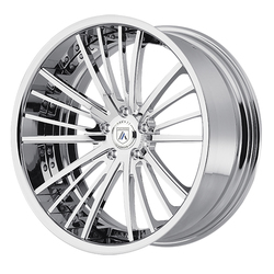 Asanti Wheels CX508 - Custom Finishes Rim - 24x8.5