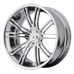 Asanti Wheels CX509 - Custom Finishes Rim - 24x8.5