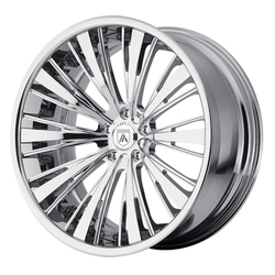 Asanti Wheels CX510 - Custom Finishes Rim - 24x8.5