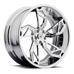 Asanti Wheels CX806 - Custom Finishes Rim - 24x8.5