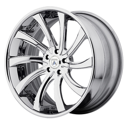 Asanti Wheels CX810 - Custom Finishes Rim - 24x8.5