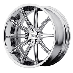 Asanti Wheels CX811 - Custom Finishes Rim - 24x8.5