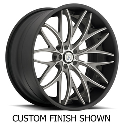 Asanti Wheels CX822 - Custom Finishes Rim - 24x8.5