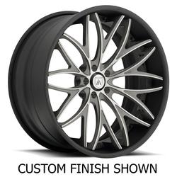 Asanti Wheels CX822 - Custom Finishes Rim - 21x11