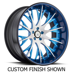 Asanti Wheels CX825 - Custom Finishes Rim - 24x8.5