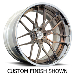 Asanti Wheels CX840 - Custom Finishes Rim - 24x8.5
