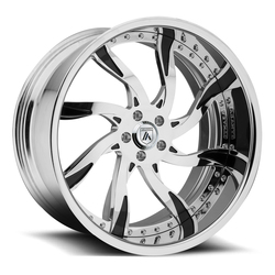 Asanti Wheels CX841 - Custom Finishes Rim - 24x8.5
