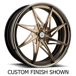 Asanti Wheels CX848 - Custom Finishes Rim - 24x8.5