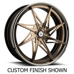 Asanti Wheels CX848 - Custom Finishes Rim - 21x11