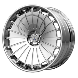 Asanti Wheels CX849 - Custom Finishes Rim - 24x8.5