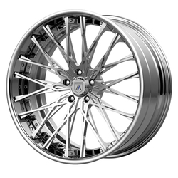 Asanti Wheels CX850 - Custom Finishes Rim - 24x8.5