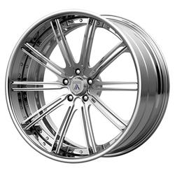 Asanti Wheels CX852 - Custom Finishes Rim - 21x11