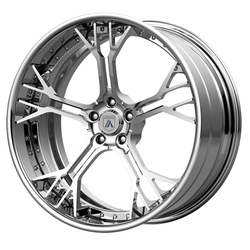 Asanti Wheels CX855 - Custom Finishes Rim - 24x8.5