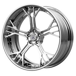 Asanti Wheels CX855 - Custom Finishes Rim - 21x11