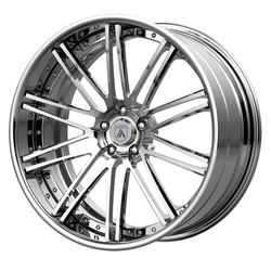 Asanti Wheels CX856 - Custom Finishes Rim - 24x8.5