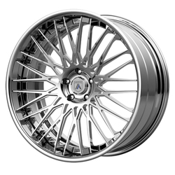 Asanti Wheels CX857 - Custom Finishes Rim - 24x8.5