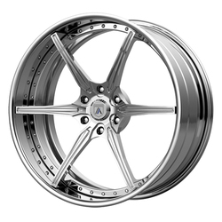 Asanti Wheels CX858 - Custom Finishes Rim - 24x8.5