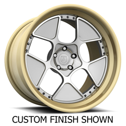 Asanti Wheels CX860 - Custom Finishes Rim - 24x8.5