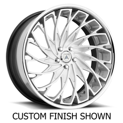 Asanti Wheels CX861 - Custom Finishes Rim - 24x8.5