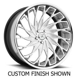 Asanti Wheels CX861 - Custom Finishes Rim - 21x11