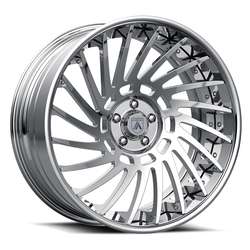 Asanti Wheels CX870 - Custom Finishes Rim - 24x8.5