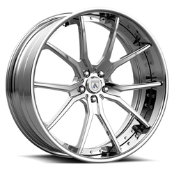 Asanti Wheels CX875 - Custom Finishes Rim - 24x8.5